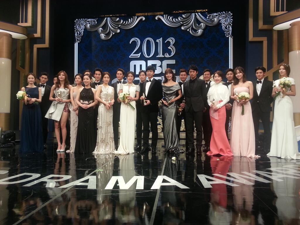 2013 MBC Drama Awards Winners   joencorner